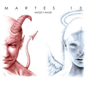 portada del disco Martes 13
