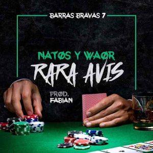portada del disco Rara Avis