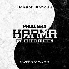 portada del disco Karma