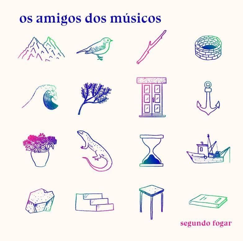 portada del album Segundo Fogar