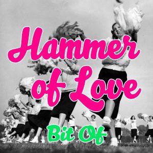 portada del disco Hammer of Love