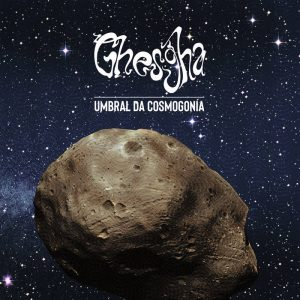 portada del disco Umbral da Cosmogonía