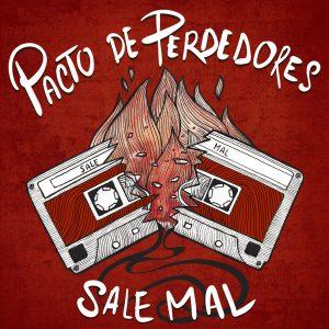 portada del disco Sale Mal