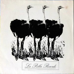 portada del disco El Avestruz
