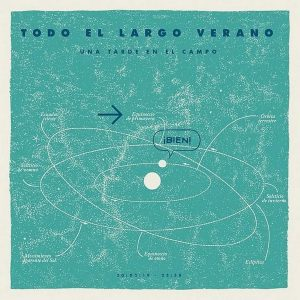 portada del disco Una Tarde en el Campo