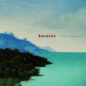 portada del disco Kostia Bogomov