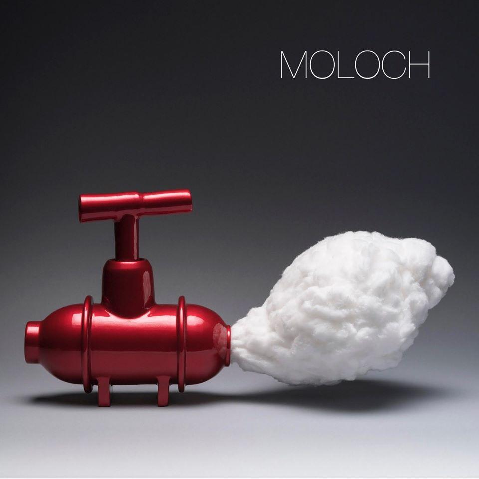 portada del album Moloch
