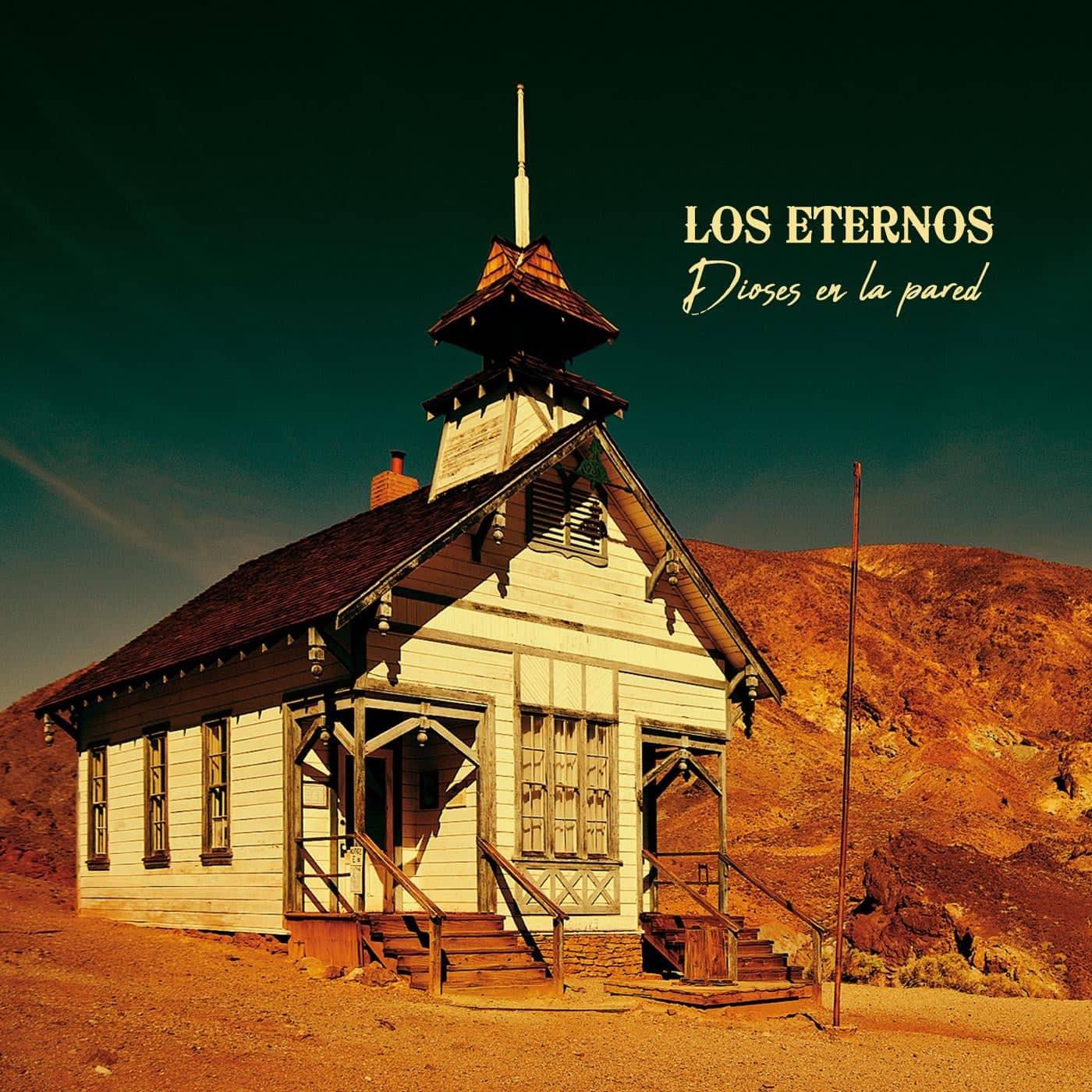 portada del album Dioses en la Pared