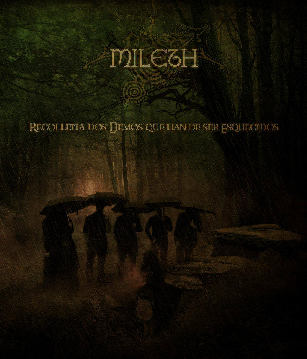 portada del album Recolleita dos Demos que Han de Ser Esquecidos