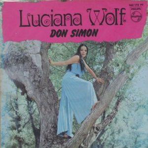 portada del disco Don Simón
