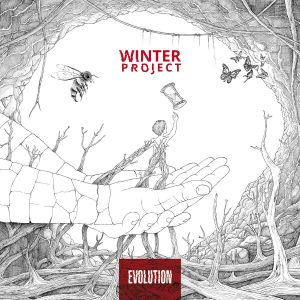 portada del disco Evolution