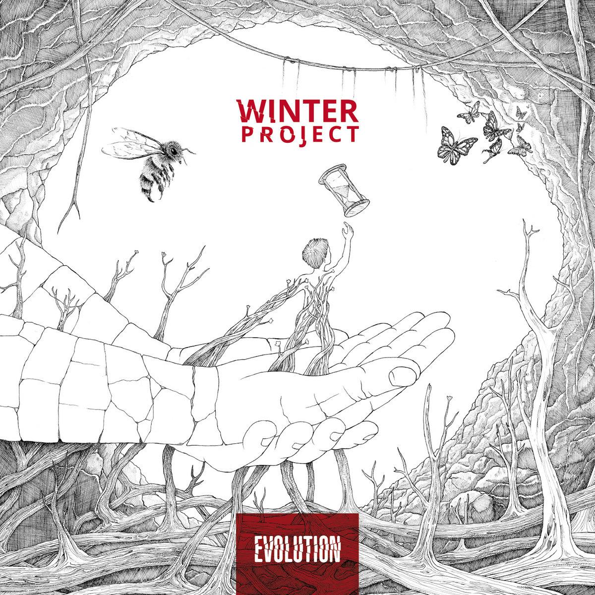 portada del album Evolution