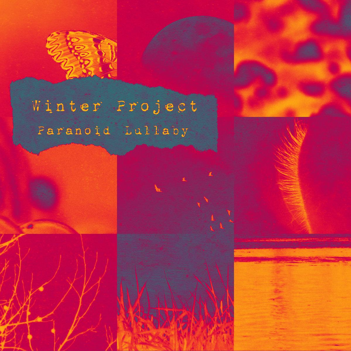 portada del album Paranoid Lullaby