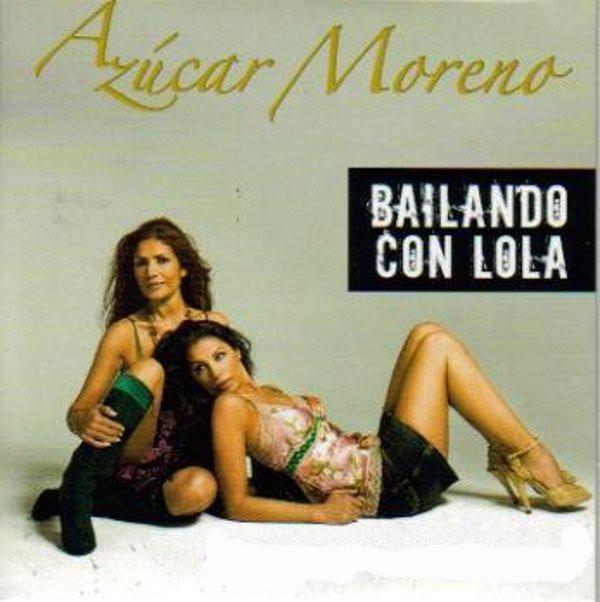 portada del album Bailando con Lola (sencillo)