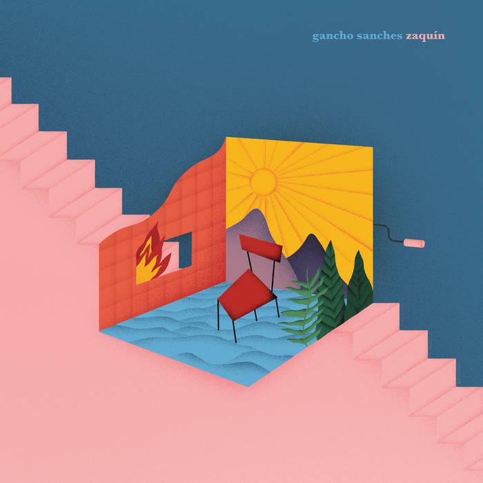 portada del album Zaquín