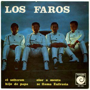 portada del disco El Solterón / Olor a Menta / Hijo de Papá / Se Llama Eufrasia