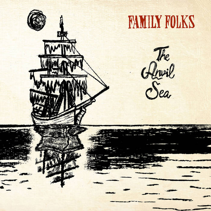 portada del album The Anvil Sea