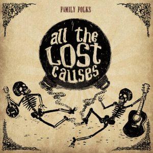portada del disco All the Lost Causes