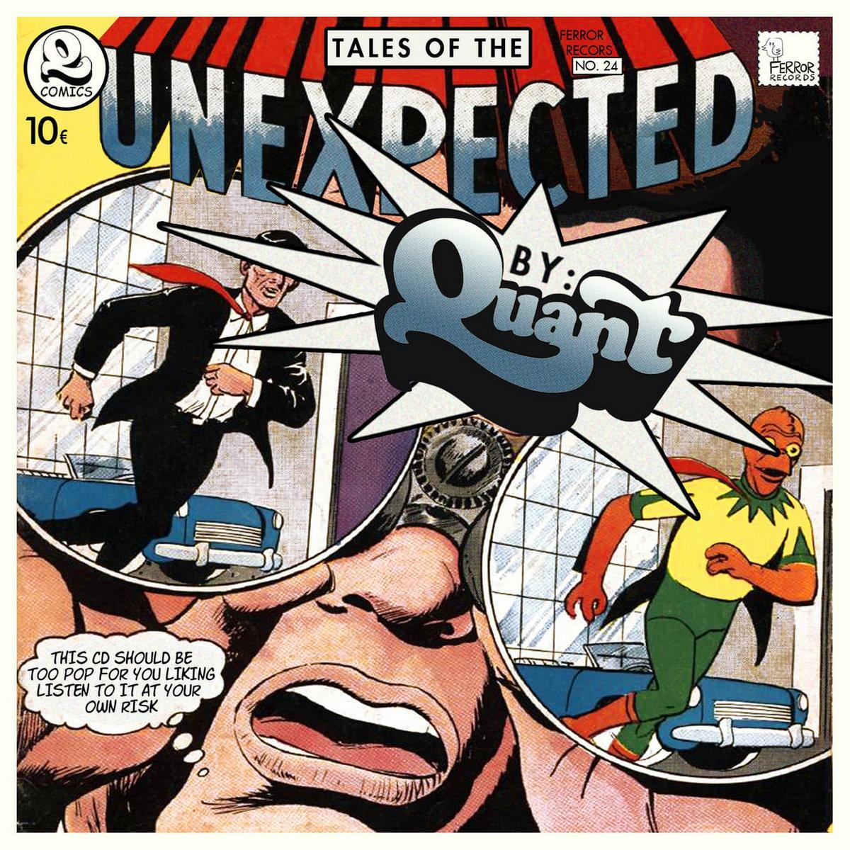 portada del album Tales of the Unexpected