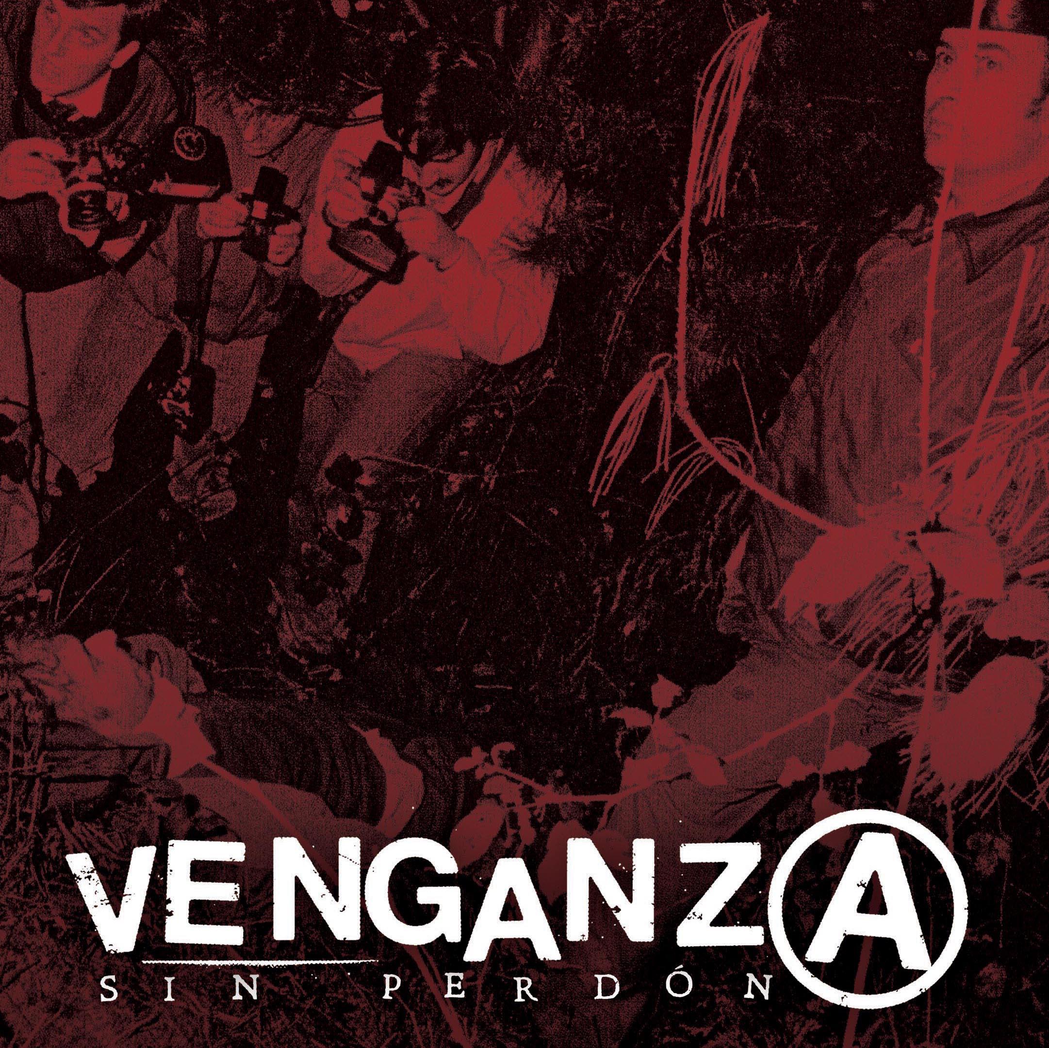 portada del album Sin Perdón