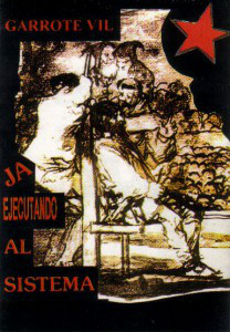 portada del disco Ja Ejecutando al Sistema
