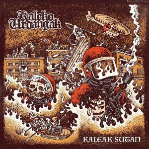 portada del disco Kaleak Sutan