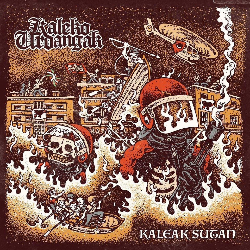 portada del album Kaleak Sutan
