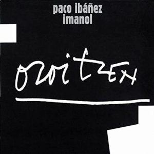 portada del disco Oroitzen