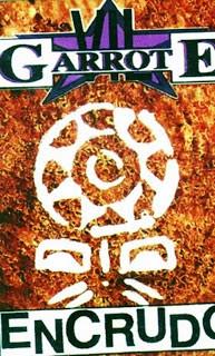 portada del disco Encrudo