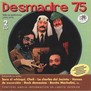 portada del disco Todas sus Grabaciones (1975-1977)