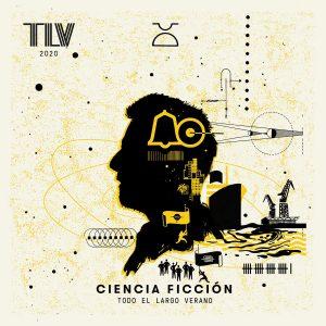portada del disco Ciencia Ficción