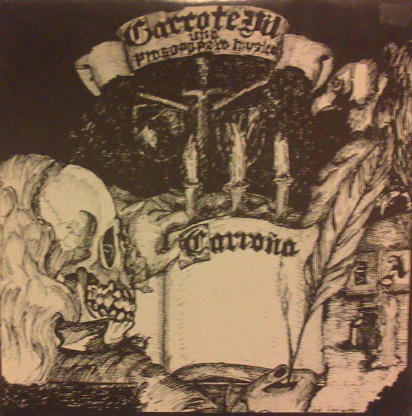 portada del album Carroña