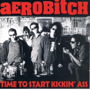 portada del disco Time to Start Kickin' Ass