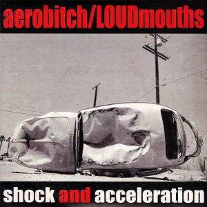 portada del disco Shock and Acceleration
