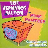 foto del grupo Pink Panther. Canciones Animadas