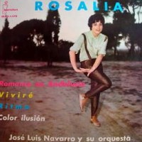foto del grupo Romance de Andalucía / Viviré / Con Ritmo / Color Ilusión