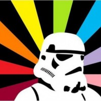 foto del usuario Rainbow Stormtrooper