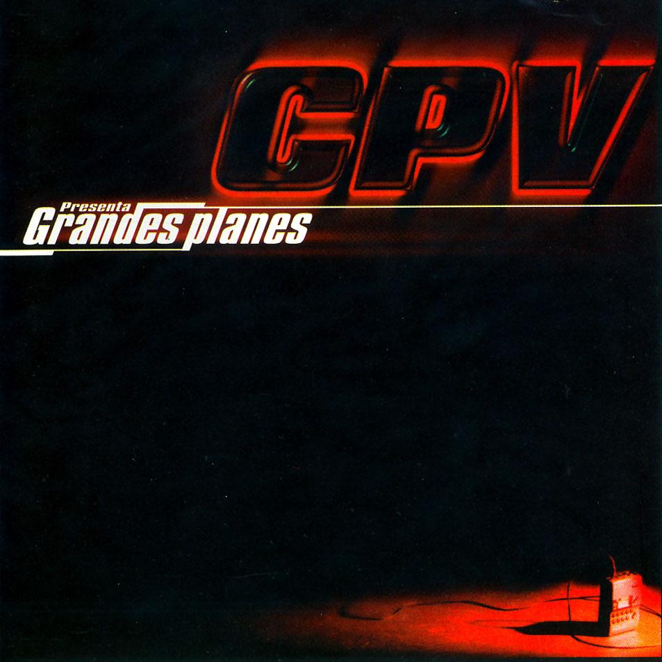 portada del album Grandes Planes