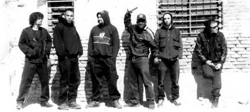 foto del grupo imagen del grupo El Club de los Poetas Violentos