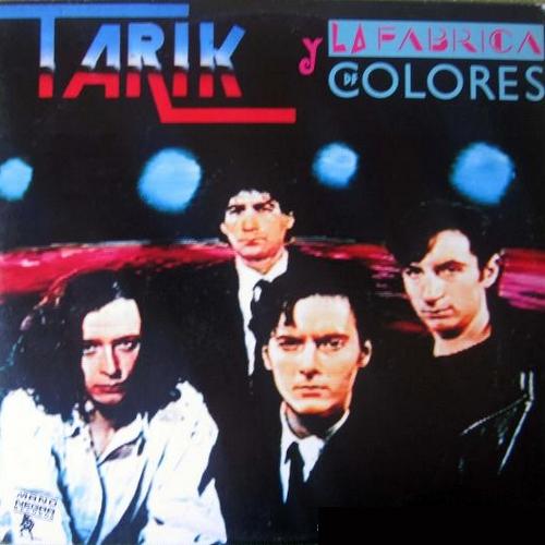 portada del album Tarik y la Fábrica de Colores