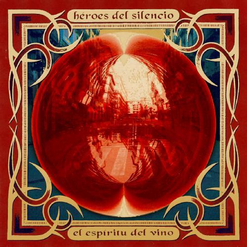 portada del album El Espíritu del Vino