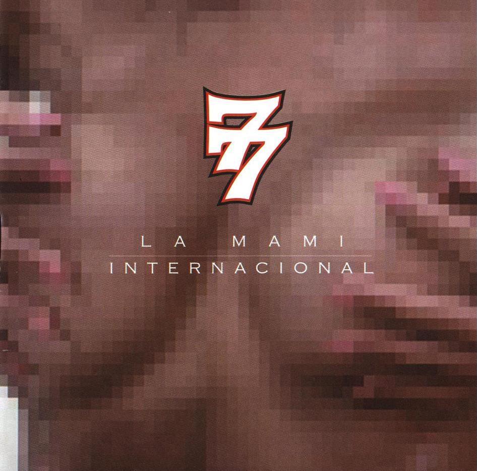 portada del album La Mami Internacional