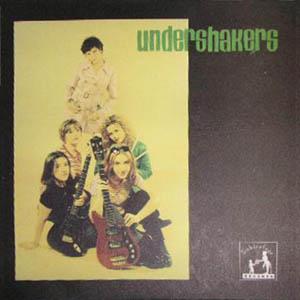 portada del disco Undershakers