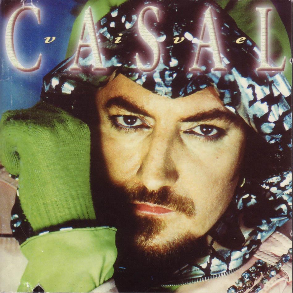 portada del disco Casal Vive