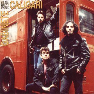 portada del disco Cien Mil Vueltas