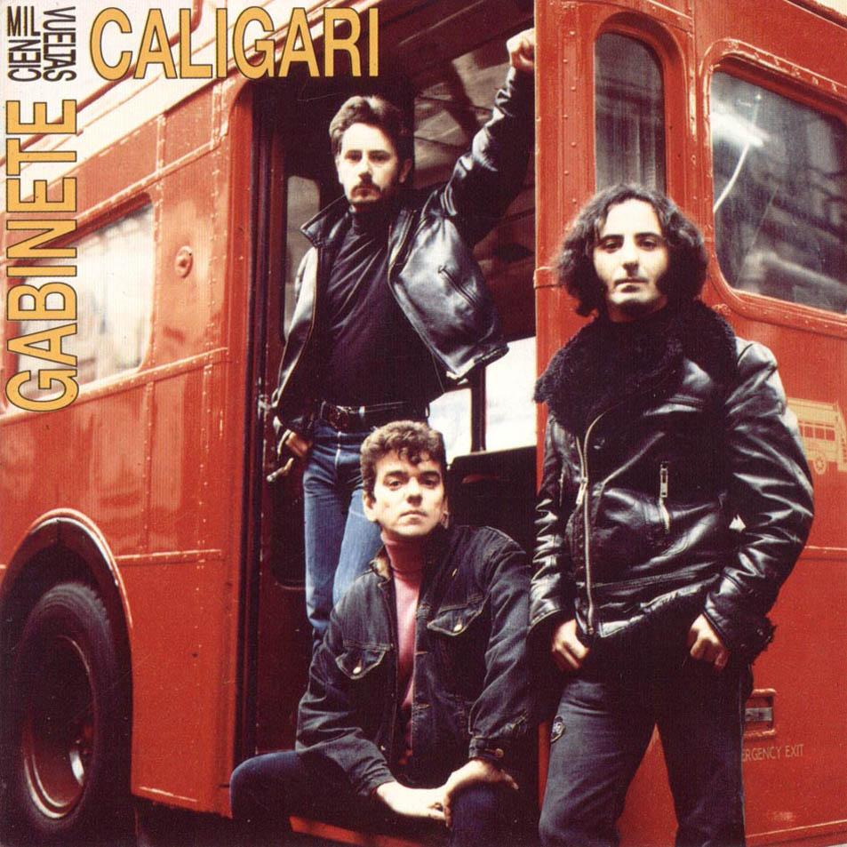 portada del album Cien Mil Vueltas