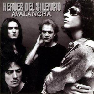 portada del disco Avalancha