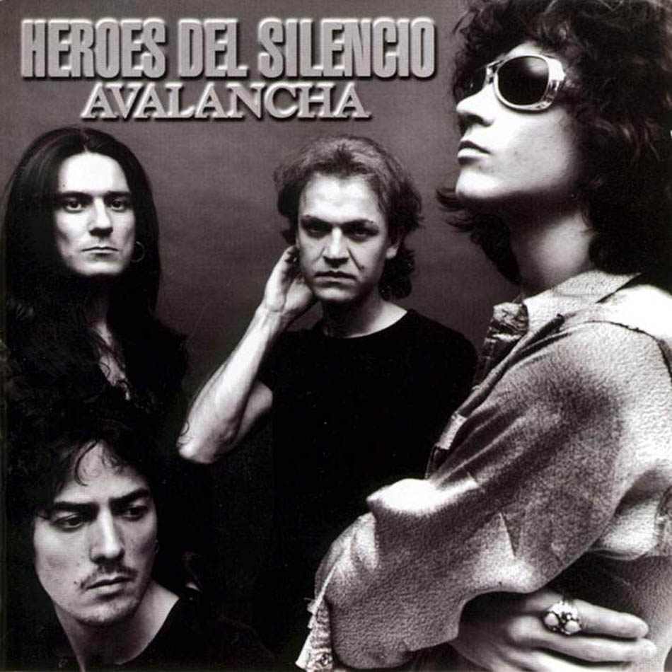 portada del album Avalancha