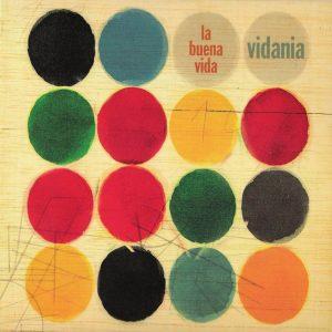 portada del disco Vidania