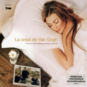 portada del disco Lo que te Conté Mientras te Hacías la Dormida